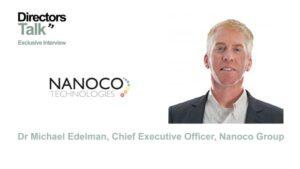 Nanoco Group Interview
