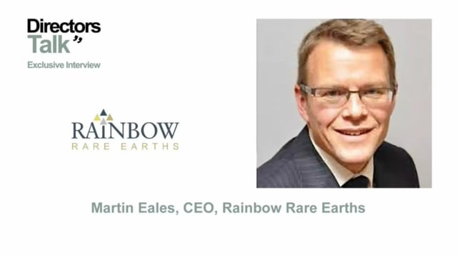 396cd393066 INTERVIEW  Rainbow Rare Earths Ltd 2018 A Year of Transformation