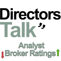 Analyst Broker Ratings