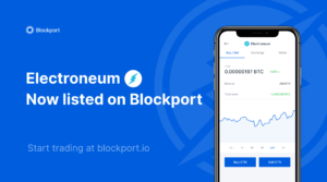 Electroneum on Blockport