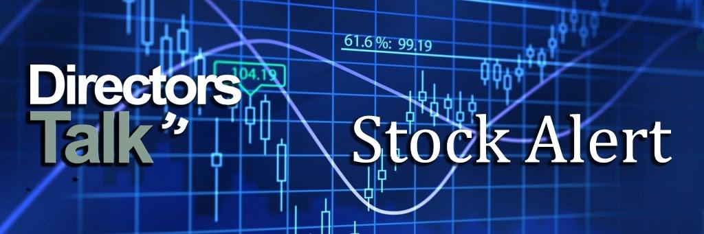 Share price alerts