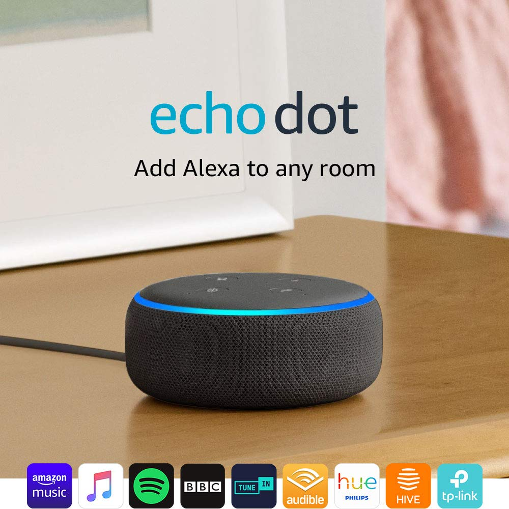 Amazon Inc Offer Echo Dot for just 99p