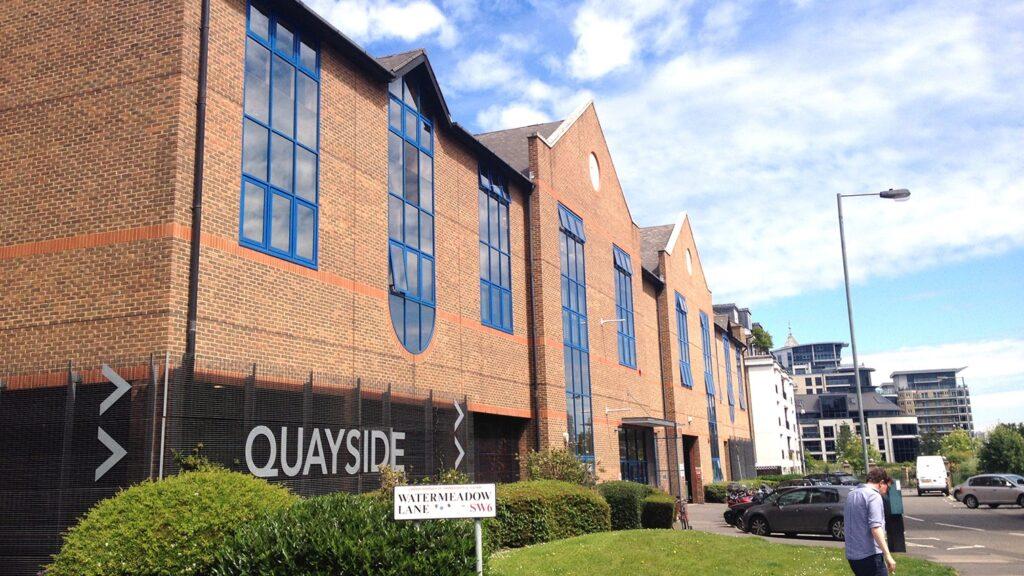 Quayside Lodge Fulham