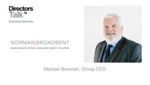 Norman Broadbent
