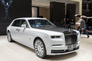 Rolls Royce Holdings plc