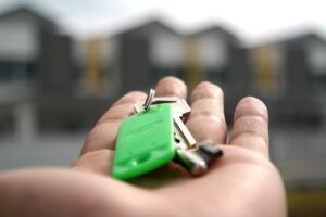 Property - Keys - Rent