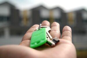 Property - Keys - Rent