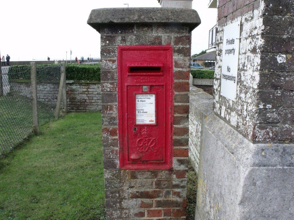 Mailbox - Royal Mail