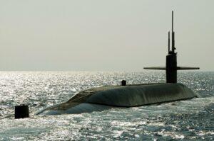 Submarine - James Fisher