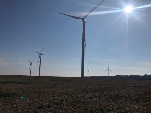 Pasilly Wind Farm