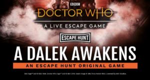 Escape Hunt BBC Dr Who