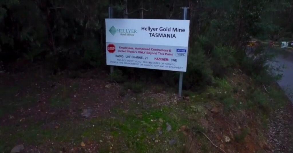 NQ Minerals - Hellyer Gold