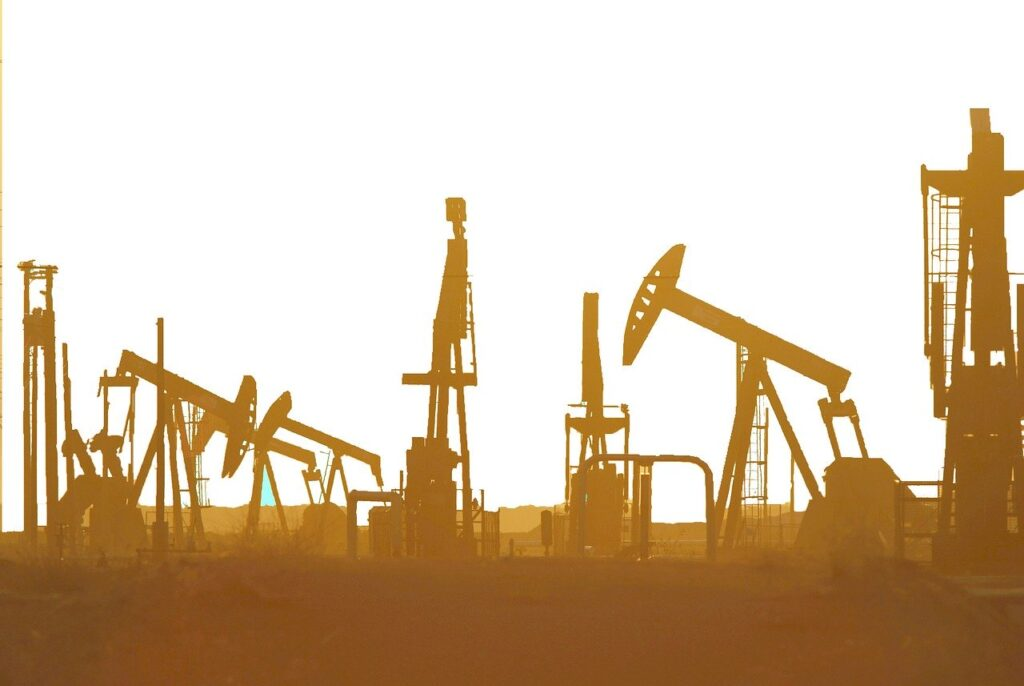 Oil and Gas Rig