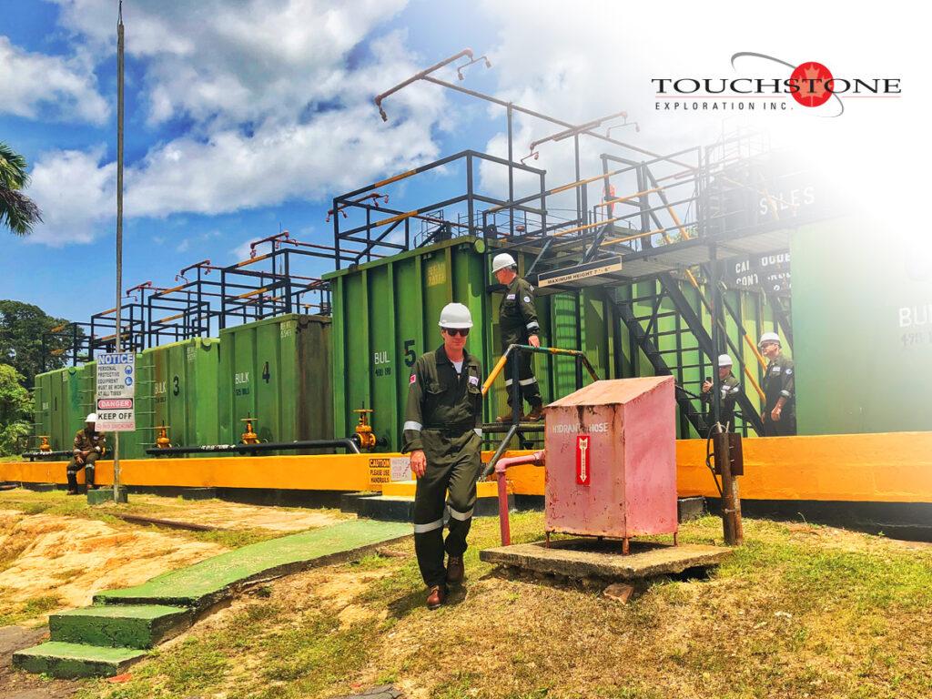 Touchstone Exploration