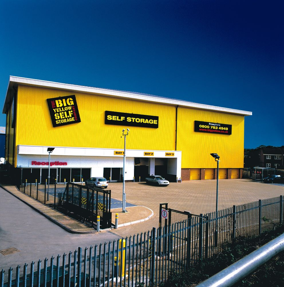 Big Yellow Company plc