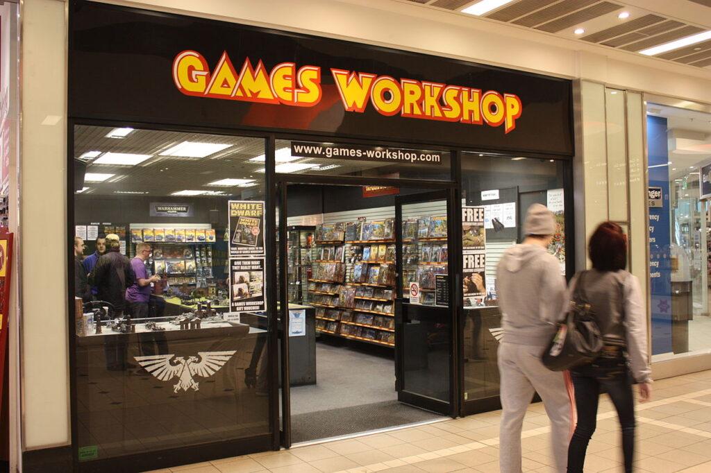 Games Workshop Group