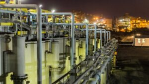 Sable Refinery in Zambia