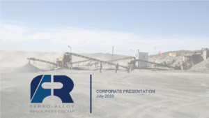 Ferro-Alloy Resources