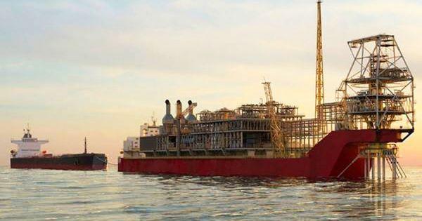 Bacalhau Floating Production Storage and Offloading