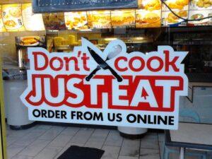 Just Eat Takeaway.com NV