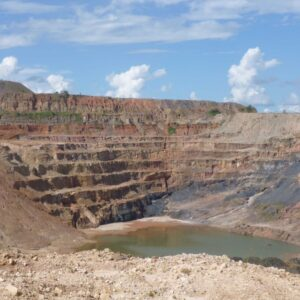 Copper tailings