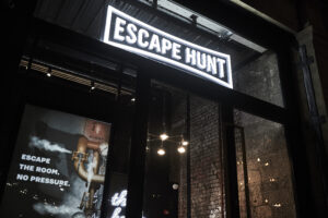 Escape Hunt plc