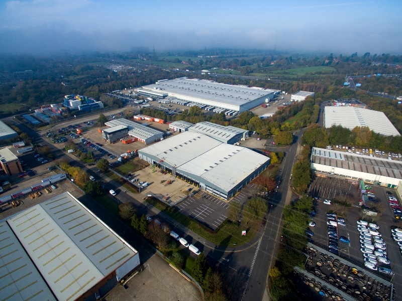 Tritax Nursling Industrial Estate