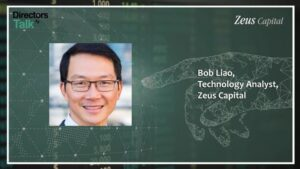 Bob Liao, Zeus Capital Interview