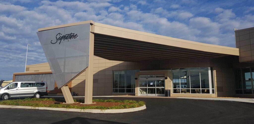 Signature Aviation plc