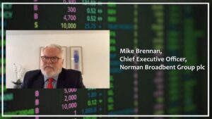 Norman Broadbent - Mike Brennan