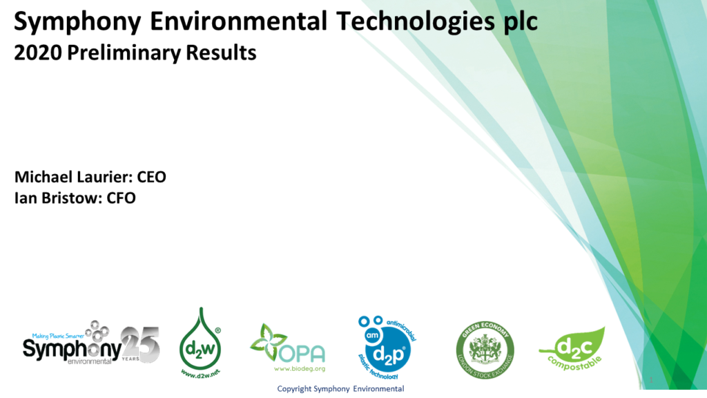 Symphony Environmental Technologies