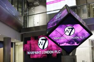 Warpaint London