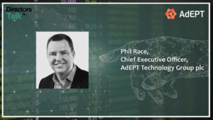AdEPT Technology, CEO Phil Race