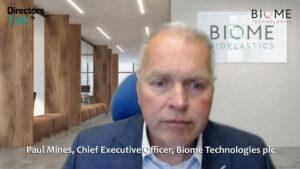 Biome Technologies Paul Mines