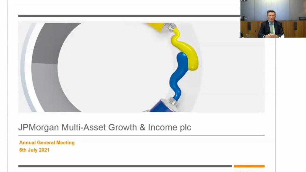 JPM Multi-Asset Growth & Income Trust