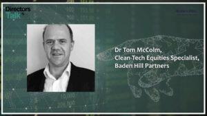 Tom McColm Baden Hill